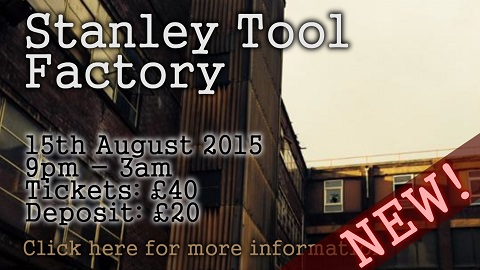 Stanley Tool Factory